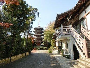 Denjo-ji Temple