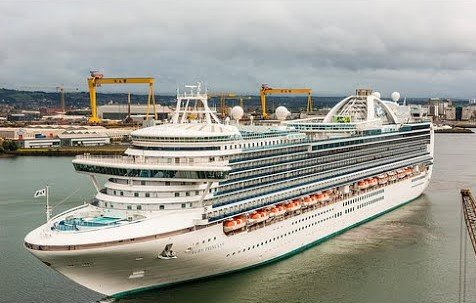 Cruise Ship Tours Belfast