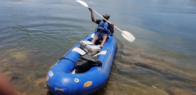 explore channels upper zambezi canoeing royalty travel vic falls