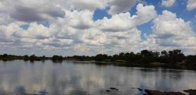 unique view upper zambezi