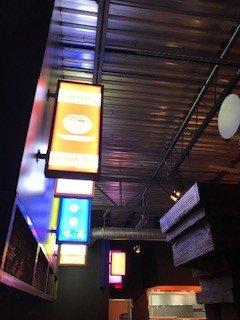 Phat eatery inside