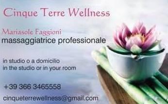 Cinque Terre Wellness