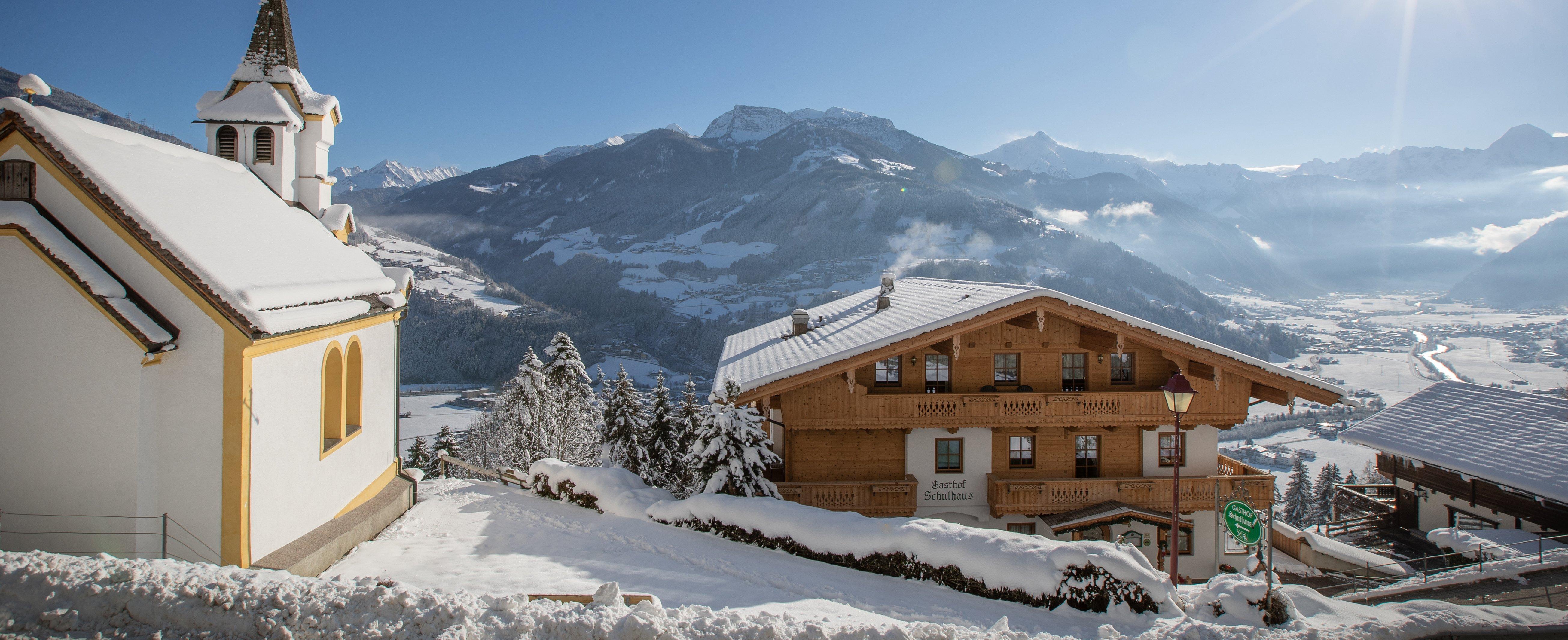 Austrian Alps, Austria Food Guide: 10 Austrian food Must-Eat Restaurants & Street Food Stalls in Aschau im Zillertal