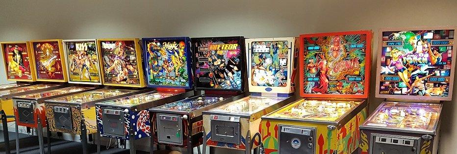 South Australia Pinball & Arcade