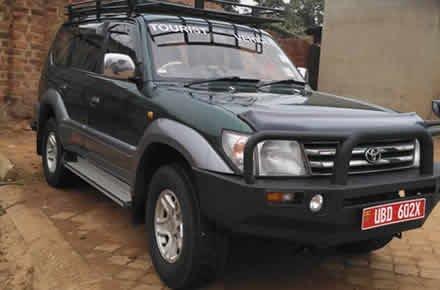 Auto Rental Rwanda