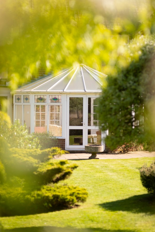 Entrance - Picture of Harwood House, Great Dunmow - Tripadvisor
