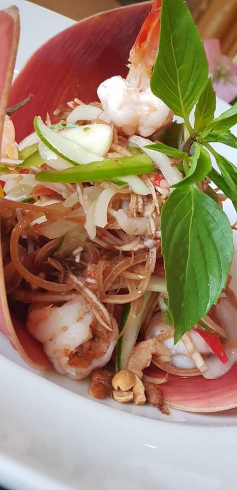 Khmer food at Lotus House Restaurant