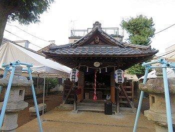 Nishimachi Tenjin Kitano Shrine