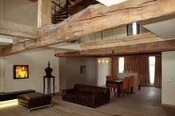 Onze Suite in Hotel van Eyck