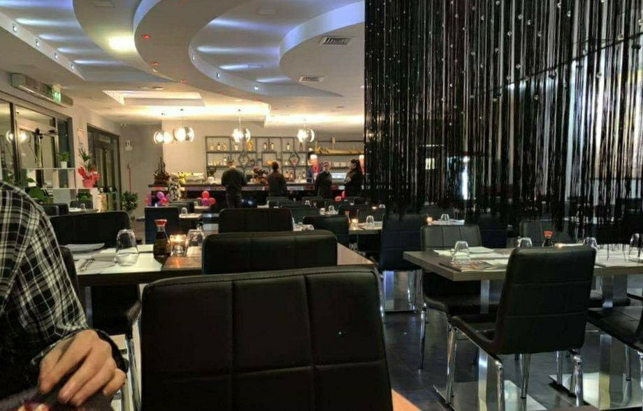 Things To Do in Central Asian, Restaurants in Central Asian