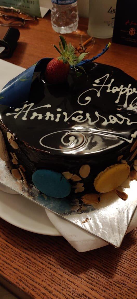 Wedding Anniversary Celebration.!!