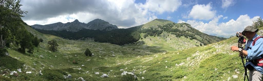 Sentiero K3 Pratolungo