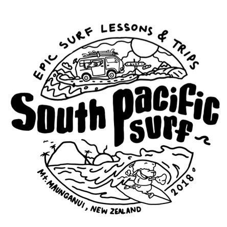 ‪South Pacific Surf‬