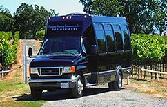 Limo Bus for Touring