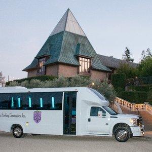 24 Passenger Party Bus