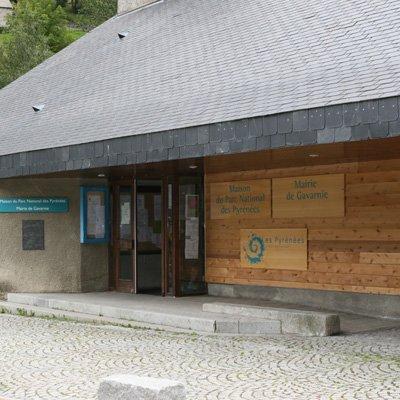Maison du Parc national des Pyrénées de Gavarnie