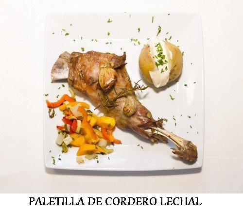 NUESTRA PALETILLA DE CORDERO