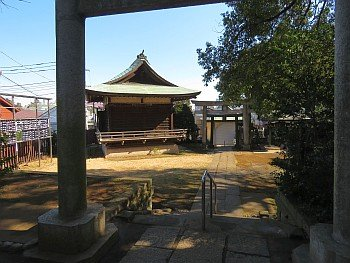 Kamitakada Hikawa Shrine
