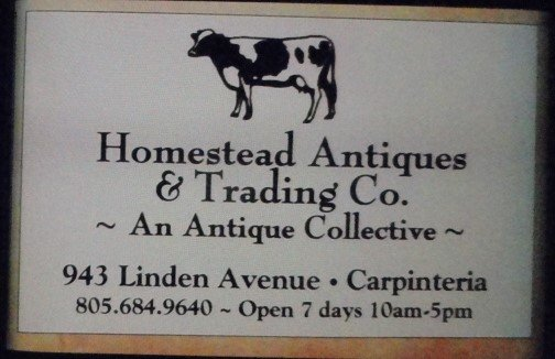 Homestead Antiques & Trading