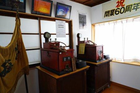 Tsugaru Railway Iizume Station Museum