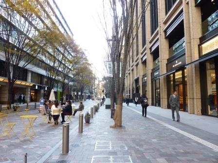 Nijubashi Square
