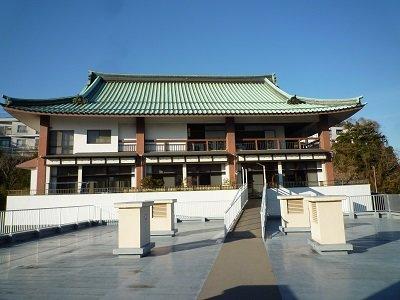 Sampo-ji Temple
