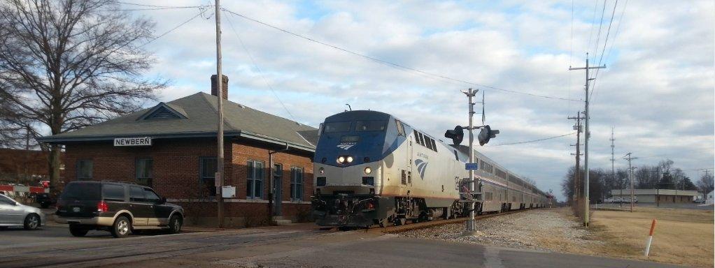 Newbern Depot & Railroad Museum