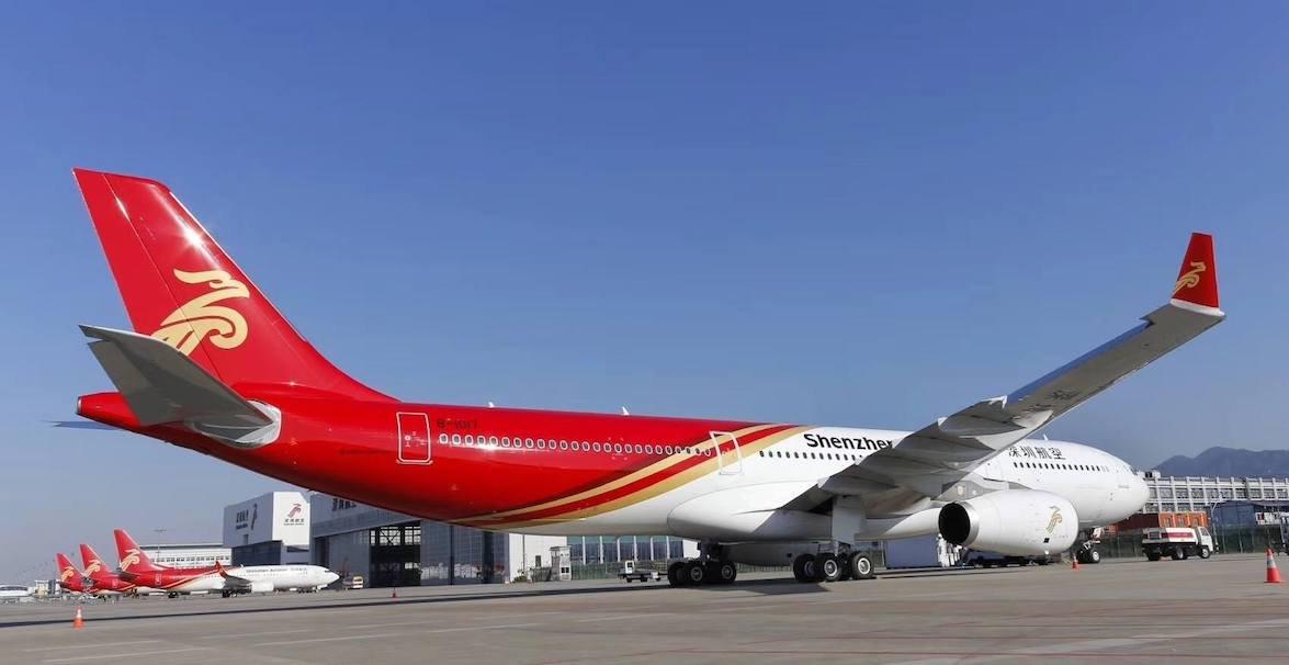 plane photo ZH