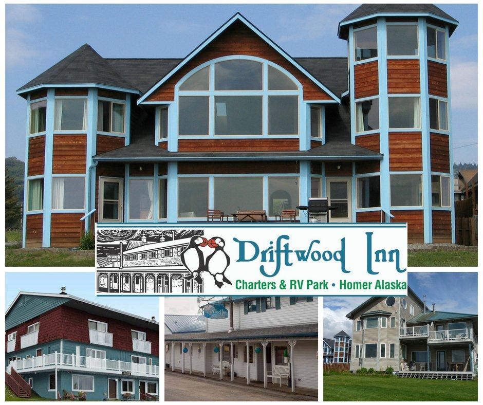 Driftwood Inn & Homer Seaside Lodges