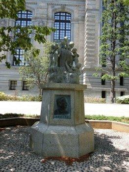 Yakumo Koizumi Monument