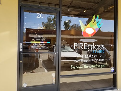Fire Glass Studio