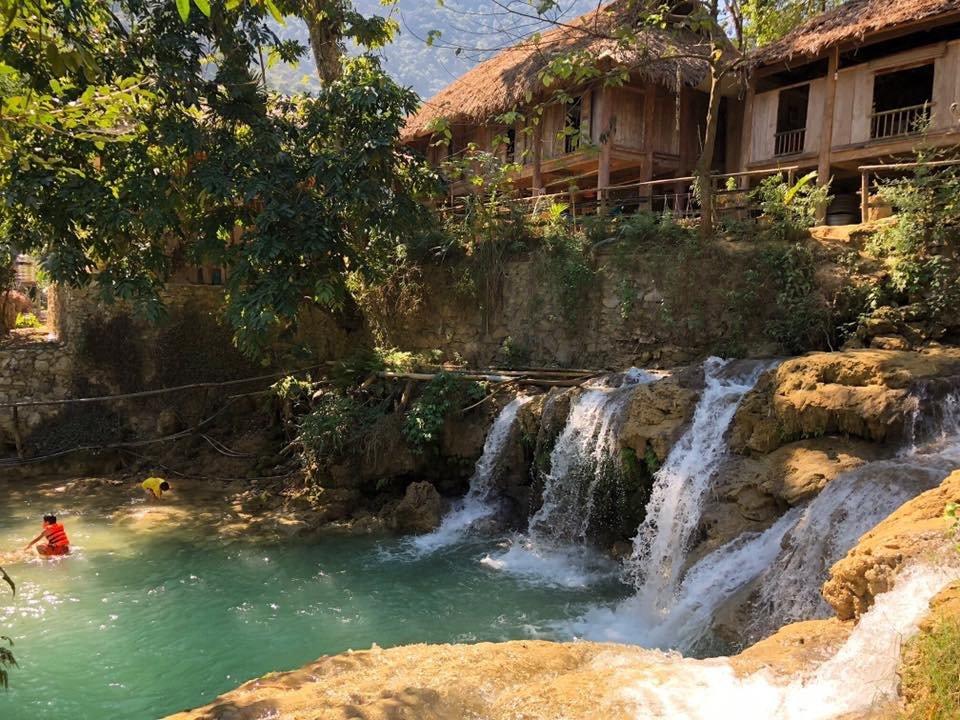 Mu Waterfall