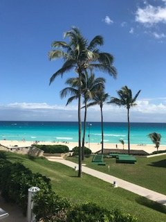 Beautiful Views from the Omni Cancun. Staff is great. Food is Excellent. Entertainment Staff is Awesome LOVE this place.