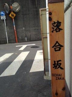 Ochiai-zaka Slope