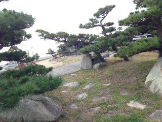 Joseon Correspondent Memorial Garden