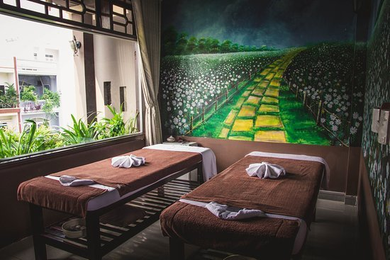 Luxury Herbal Spa