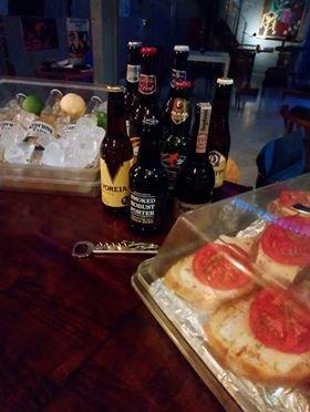 Beer & tapas !