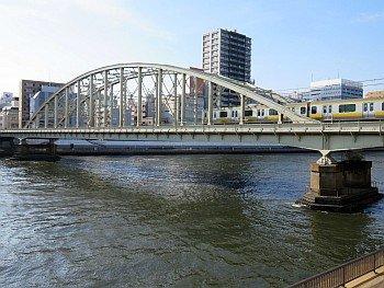 Sofuhonsen Sumidagawa Bridge