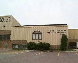 Mgr-Robichaud Library