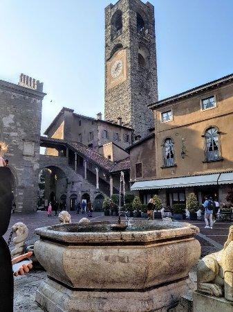 Bergamo (citta' alta)
