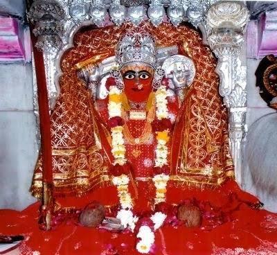 Ashapura Mata Mandir