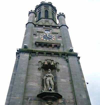 The Wallace Tower