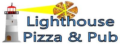 Lighthouse pizza & Pub Logo