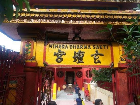 Dharma Bhakti Temple