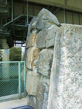 Hitotsubashimon Ishigaki Ruins