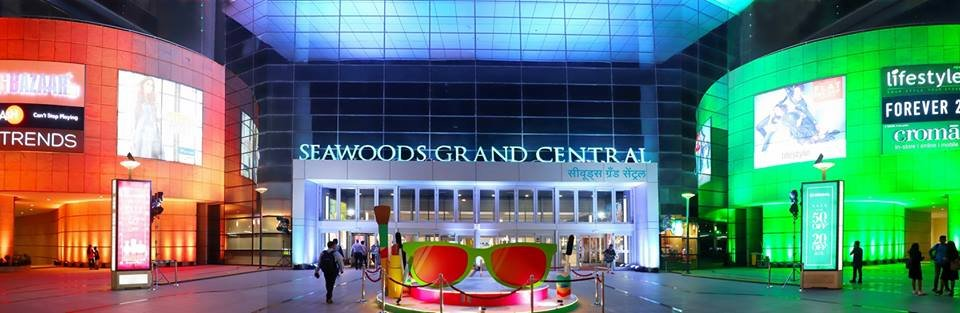 Seawoods Grand Central Mall