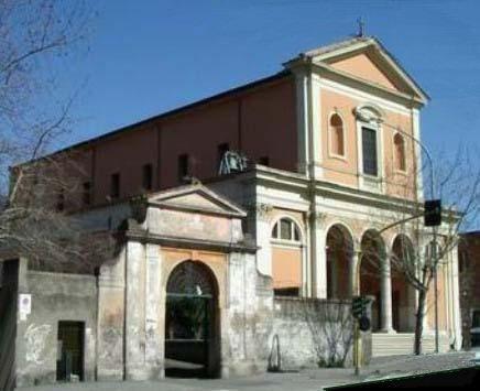 Chiesa dei Santi Marcellino e Pietro ad Duas Lauros