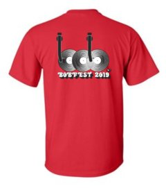 Mark your calendars....BobFest 2019 is one month from today!  (Sunday May 26th) Check out our online store for BobFest 2019 Tshirts-  https://bit.ly/2L44xlX Bailey's Screen Printing here in Spring Green has set up this online Tshirt store for us (they print all of our shirts as well) This store will be open until midnight on Sunday, May 12th. You can pick up your order at BobFest for free, or choose to have it shipped to you at your cost.