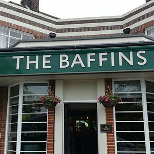 The Baffins pub