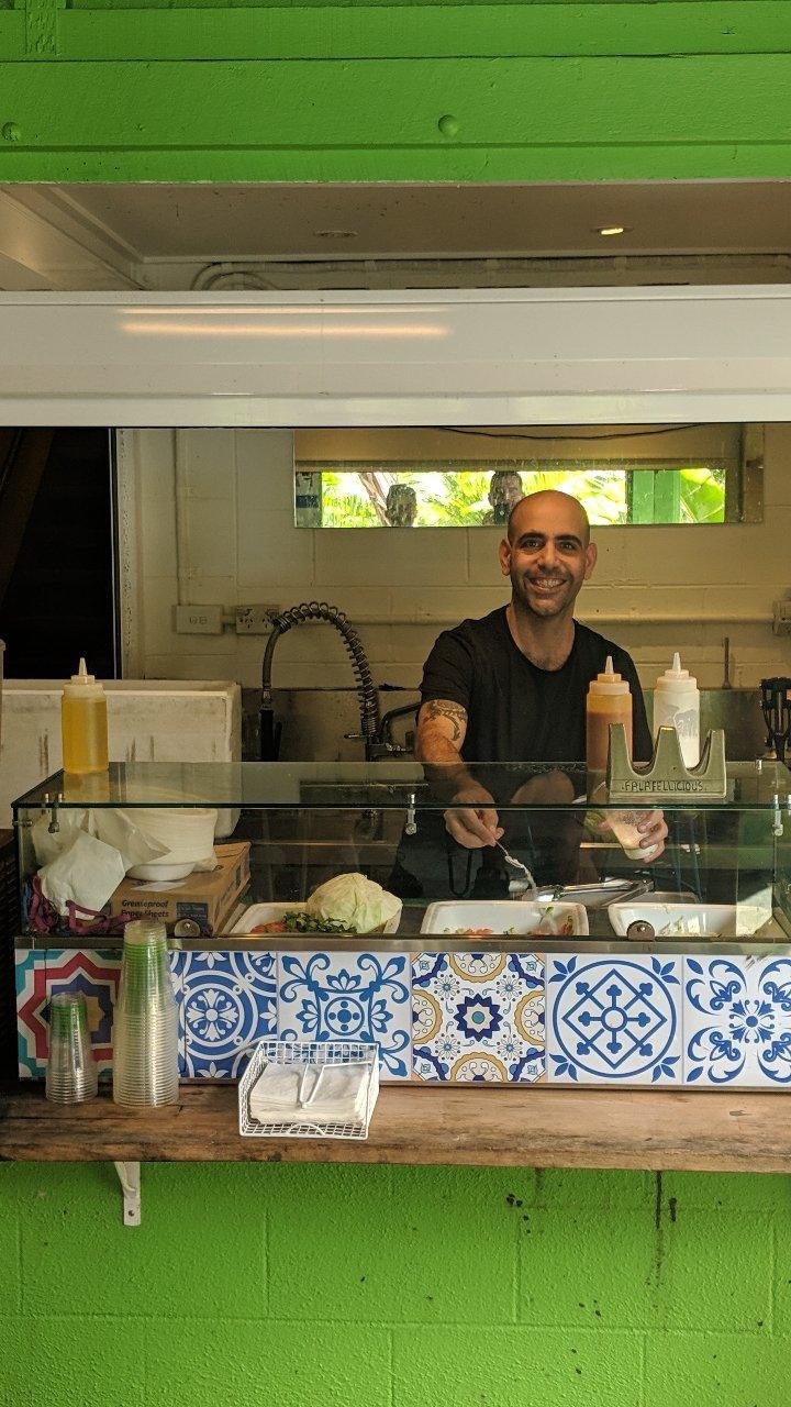 Things To Do in Israeli, Restaurants in Israeli